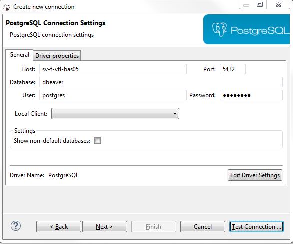 Une GUI pour développer avec PostgreSQL : DBeaver